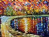 V-inspire Art, 24X48 Inch Wall Art Modern Abstract