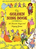 img - for Golden Songbook of 56 Favorite Songs and Games Hardcover 1945 (Golden Press) book / textbook / text book