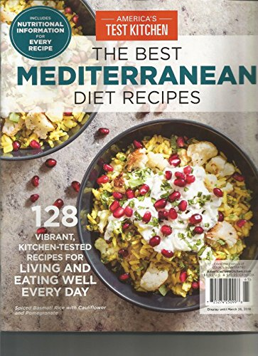 Review AMERICA'S TEST KITCHEN, ISSUE