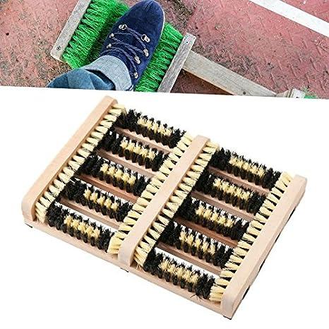Poggiapiedi LateraliCuscinetti ScarpePulisci Hangang Binari Per RL4A5jq3