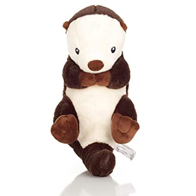Squirrel Products Cuddle Mates Stuffed Animal Plush Toy - 14 Inch - Otter: Toys & Games