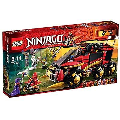 LEGO NINJYAGO 70750 NINJYAMACHINE DBX: Toys & Games