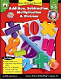 Addition, Subtraction, Multiplication and Division, Bill Linderman, 0887241921