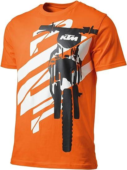 Camisa de manga corta KTM Ridical Riders, tamaño XL: Amazon.es: Coche y moto