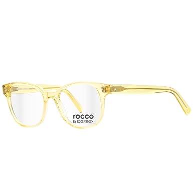 ROCCO BY RODENSTOCK - Monture de lunettes - Femme Jaune Jaune ... a7d7c602e25b