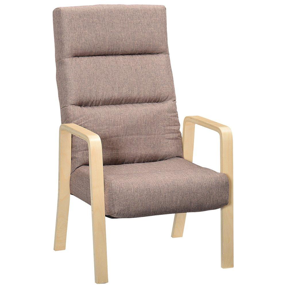 タマリビング 高座椅子 コザト ブラウン 50001964 B0794WFR8C  ブラウン