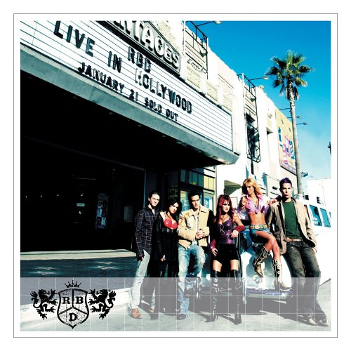 Live in Hollywood (CD/DVD) by EMI Televisa Music