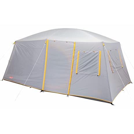 Coleman WeatherMaster II 10-Person 2-Room Family Cabin C&ing Tent | 16u0027  sc 1 st  Amazon.com & Amazon.com : Coleman WeatherMaster II 10-Person 2-Room Family ...