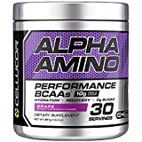 Best Sport Supplements Amino Acids Supplements - Cellucor, Alpha Amino Performance BCAAs, Grape, 30 Servings Review