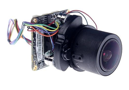 Amazon com : Quanmin H 264 1 3MP IP Camera Module PCB Board HD 960P