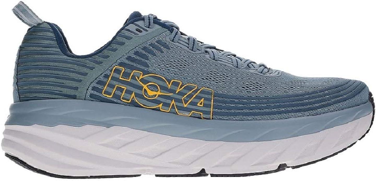 Hoka BONDI 6 Wide, Zapatillas de Running por Hombre: MainApps: Amazon.es: Zapatos y complementos