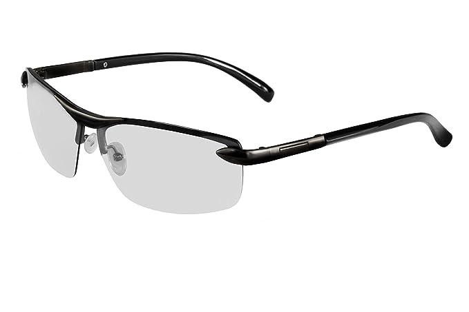Zodight Gafas De Sol Polarizadas Fotocromáticas Para Hombre Para Conducir Deporte Al Aire Libre con Bastidor AL-MG Ultraligero