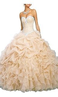 8e713e0045 Onlybridal Women s Off Shoulder Quinceanera Dresses Beaded Prom Ball Gowns  Sweet 16 Dresses