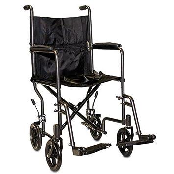 Amazon.com: Invacare 9105 Tracer Transporte Silla, asiento ...