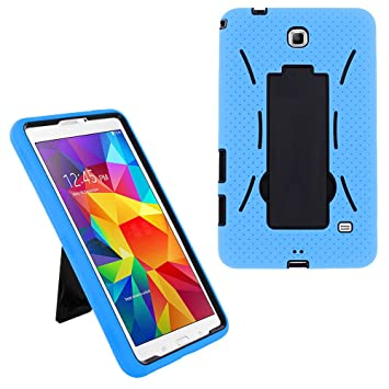 Amazon.com: Funda híbrida para Galaxy Tab 4 7.0, KIQ ...