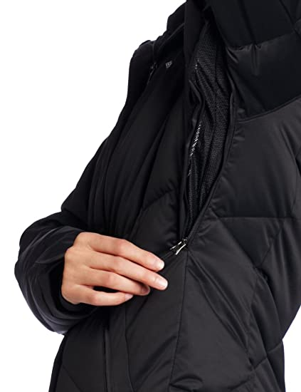 Amazon.com: Columbia Womens Lay D Down Jacket, Black, Large: Sports & Outdoors