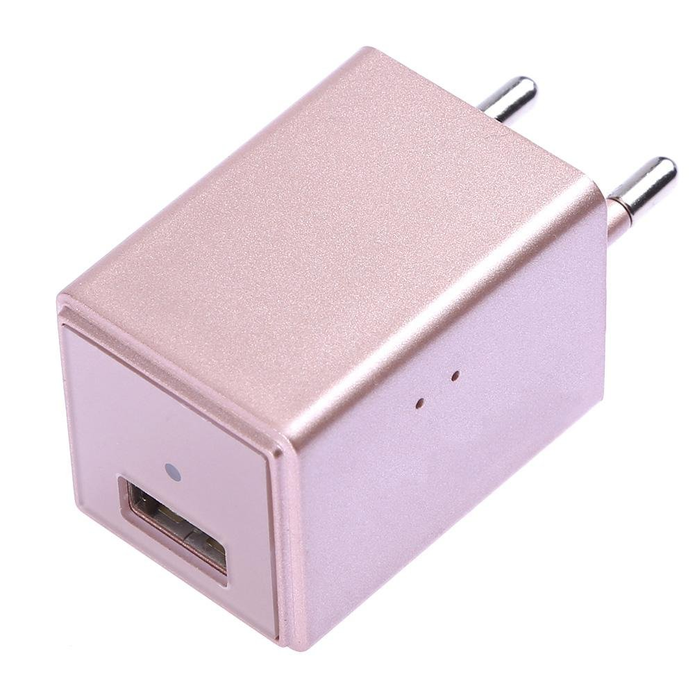 vanpower HD 1080P Wireless Remote Control Mini Adapter Plug Motion Detection Camera