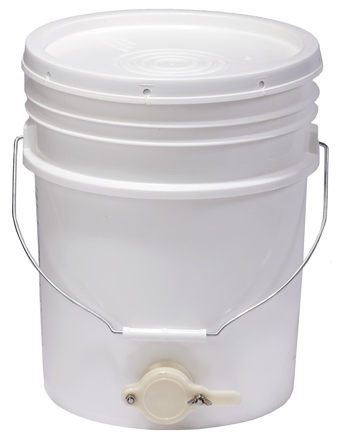 BEE 5 GALLON HONEY BUCKET BKT5 MILLER 3/CS