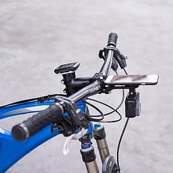Lixada 1PC-3PCSMTB Carretera Bicicleta Bicicleta Adaptador de Ordenador para Garmin Mount Extendido Titular del Asiento del Teléfono (1PC): Amazon.es: Deportes y aire libre
