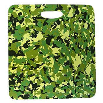 Tommyco Kneepads Inc CA818 Camouflage Seat Cushion