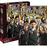 Aquarius Harry Potter Collage 1,000 Pc Puzzle