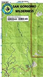 San Gorgonio Wilderness Map (2015) (Tom Harrison Maps Waterproof and Tear Resistant)