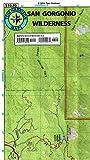 San Gorgonio Wilderness Map (2015) (Tom Harrison Maps Waterproof and Tear Resistant)