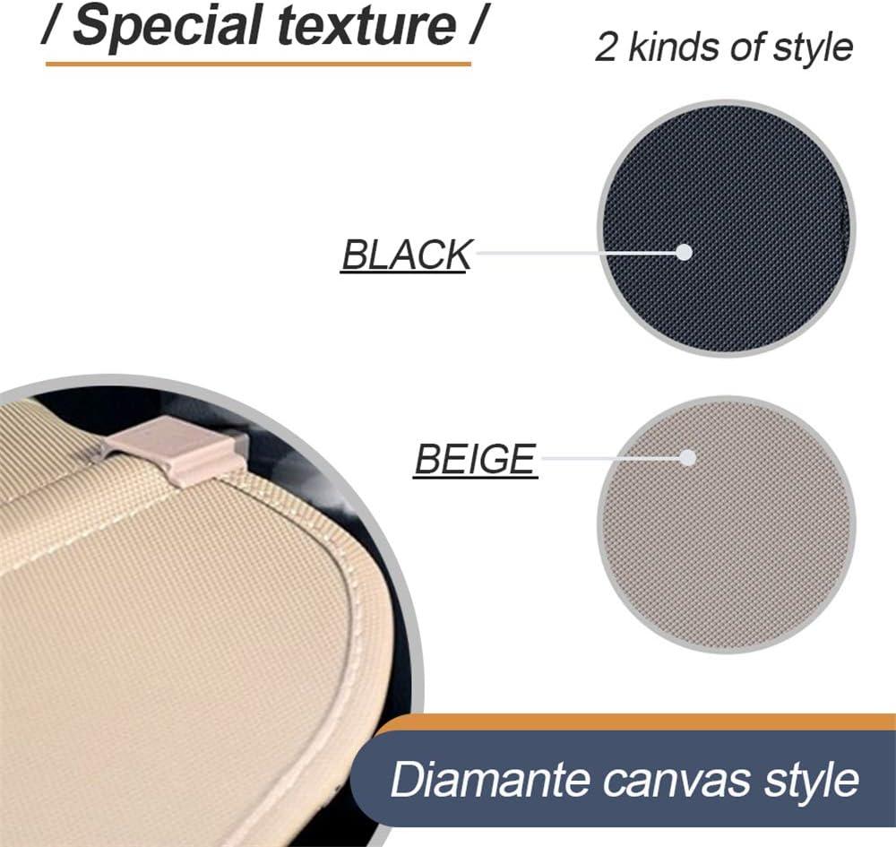 Accessoires Auto pour Mercedes Benz GLK 300 HCDSWSN 1Set Voiture Arri/ère Coffre Colonne S/écurit/é Liner Blind Cover Cargo Shield