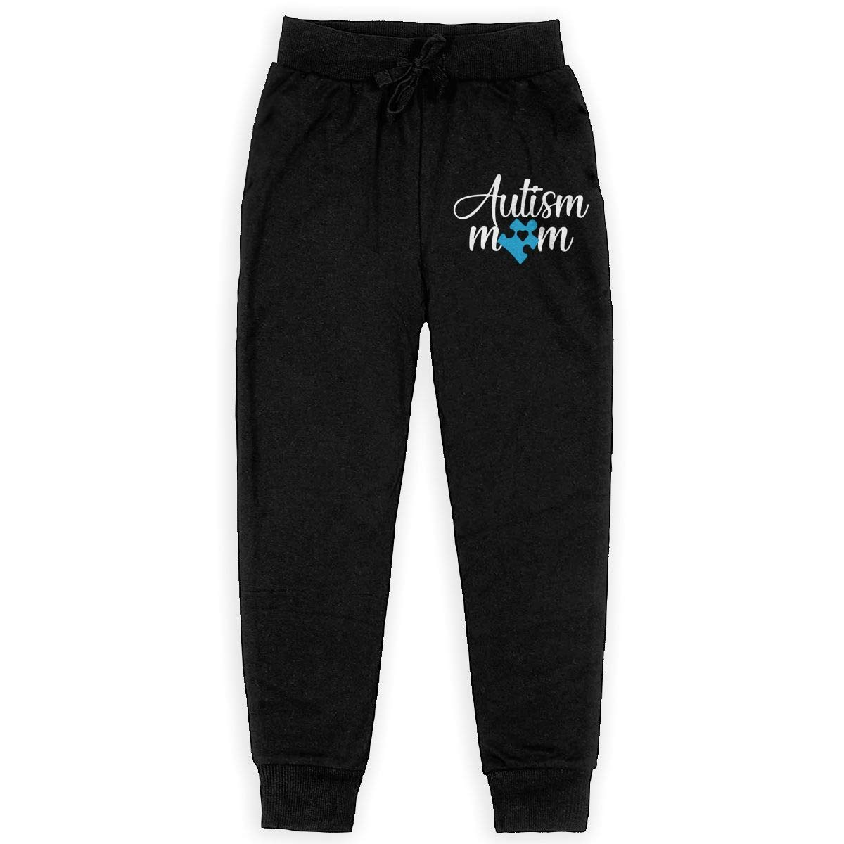 Girls Sweat Pant for Teenager Girls WYZVK22 Autism Mom Soft//Cozy Sweatpants