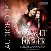 THE SCARLET TANAGER: THE ANNIKA BRISBY SERIES, BOOK 3