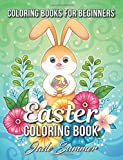 #9: Easter Coloring Book: An Adult Coloring Book with Fun, Easy, and Relaxing Coloring Pages (Coloring Books for Women)
