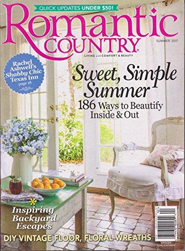 Romantic Country Magazine Summer ()