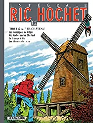 Ric Hochet - Intégrale - tome 12 - Ric Hochet - Intégrale