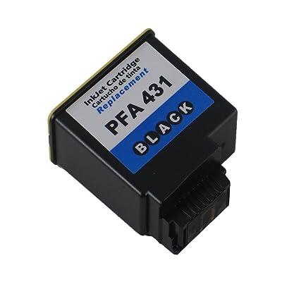 1 Cartouche d'encre pour fax philips faxjet 320 325 faxjet faxjet 330 faxjet 320 iPF équivalent de pFA 431