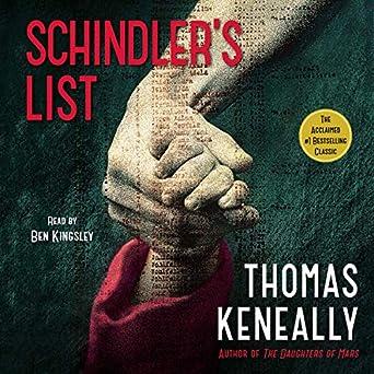 Amazon com: Schindler's List (Audible Audio Edition): Thomas