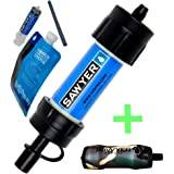 Sawyer mini Water Filter + camouflage calore di inverno set Value Pack