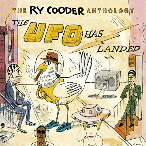 The Ry Cooder Anthology: The U...