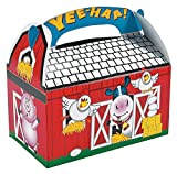 Fun Express Farm Barnyard Animal Treat Boxes (16 Count)