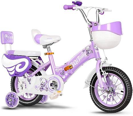 Bicicleta para niños con Estructura de triángulo de 2 a 9 años de ...