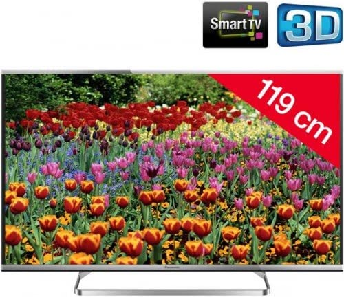Panasonic Viera tx-47as650e – Televisor LED 3D Smart TV: Amazon.es: Electrónica
