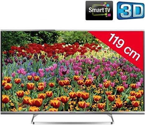 Panasonic Viera TX-47AS650E - Televisor LED 3D Smart TV: Amazon.es: Electrónica