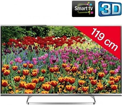Panasonic Viera TX-47AS650E - Televisor LED 3D Smart TV: Amazon.es ...