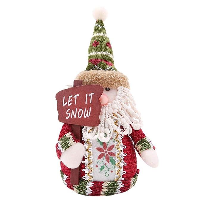 Damen Damen Neuheit Weihnachtsthema Handschuhe Weihnachtsmann Mrs Claus Winter Handschuhe