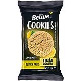 Cookie Limão Siciliano sem Glúten sem Lactose Belive 34g (4 unidades)