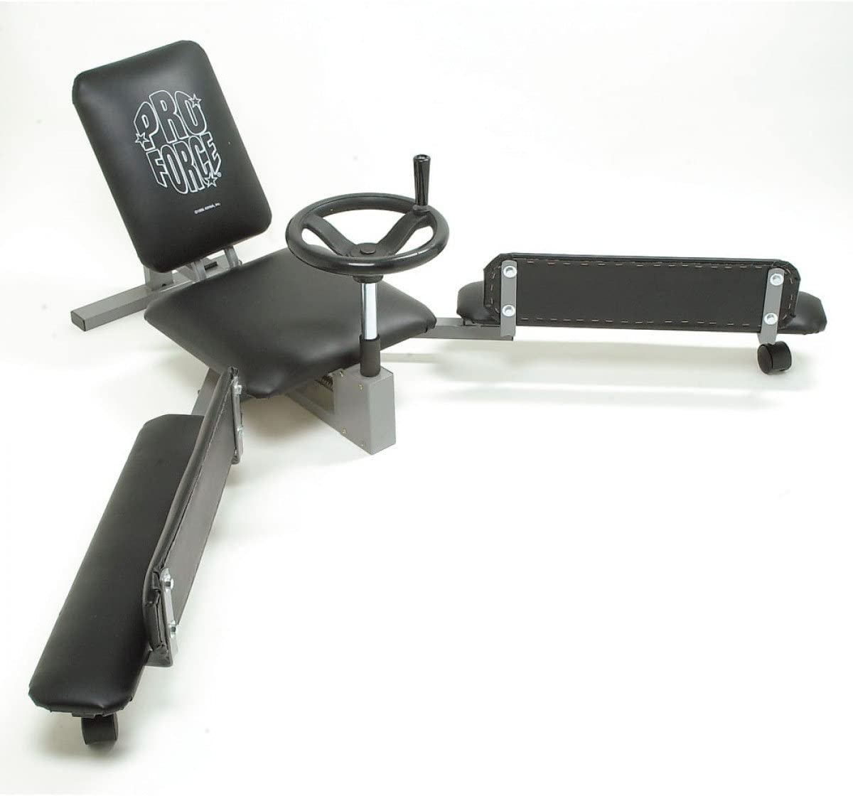 Wheel Leg Stretcher-Martial Arts Equipment