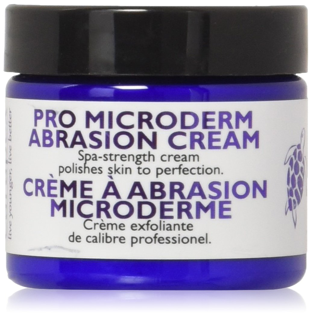 Carapex Professional Microdermabrasion Cream, Exfoliating Cream for Face, for Body, Exfoliator for Sensitive Skin, Oily Skin, Great for Acne Scars, Stretch Marks, Blackheads, Wrinkles, Exfoliating Treatment At Home, Contains Crystal Exfoliant 2 oz CP2030