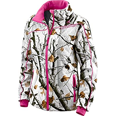 Legendary Whitetails Womens Snowdrift Softshell