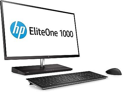 HP EliteOne 1000 G2 Envy 27 4K UHD Desktop 256GB SSD + 2TB HD (Intel Core i5-8500 cpu TURBO to 4.10GHz, 16 GB RAM, 256 TB SSD + 2 TB HD, ...