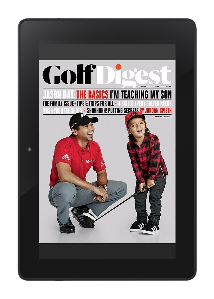 Golf Digest Digital Access