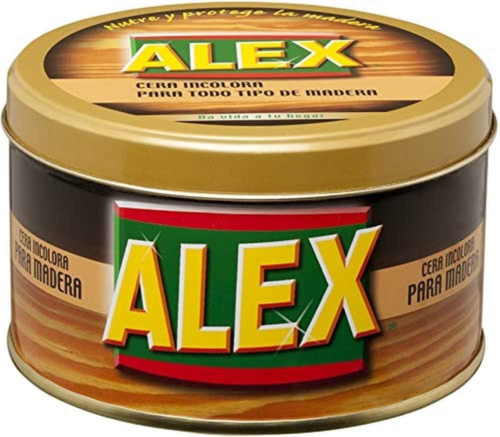 Alex - Cera Solida Incolora 500 ml
